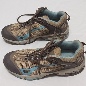 Vasque Womens Hiking Trail Shoes Size 9.5 M